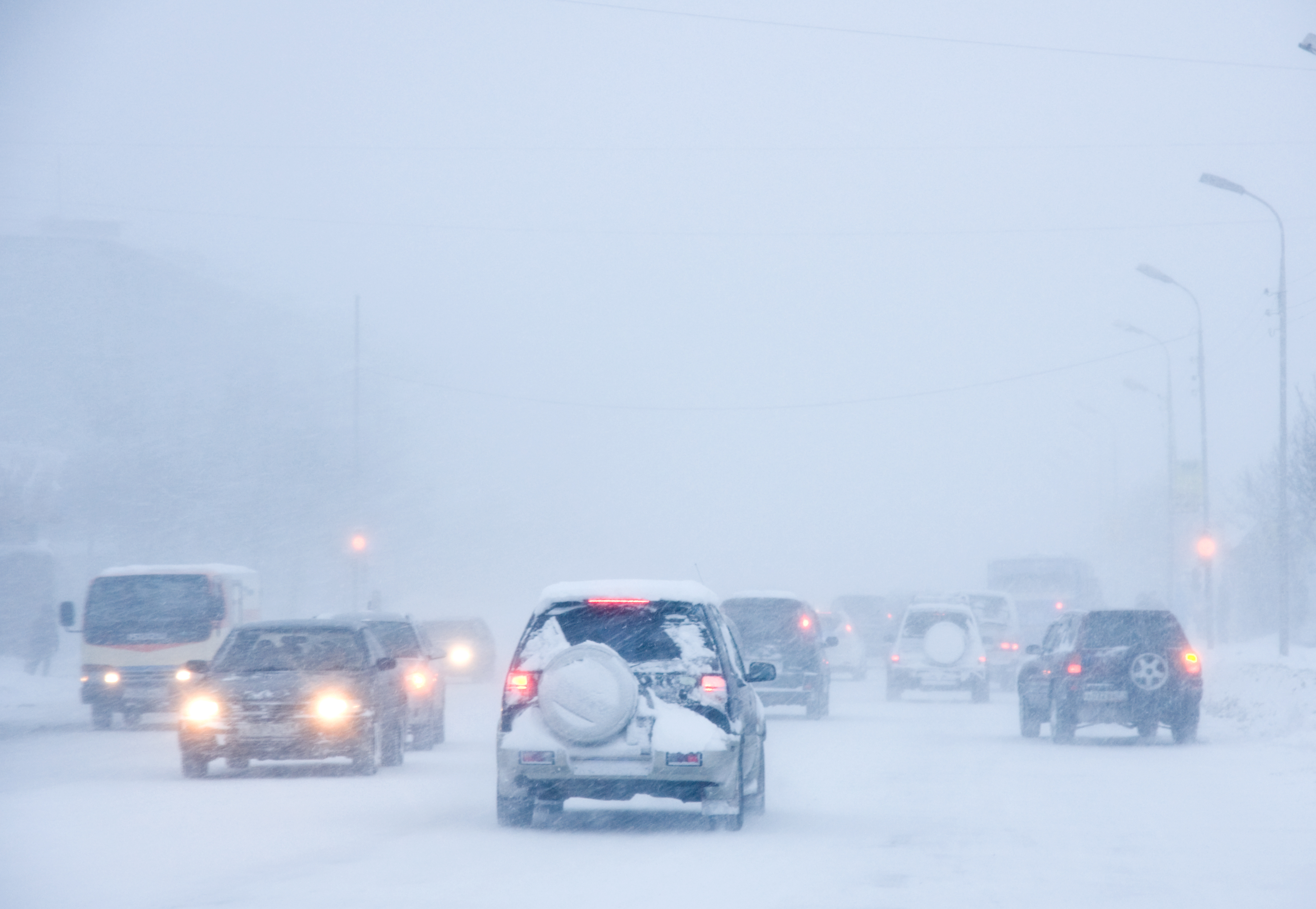 Winter Driving Tips From Network Reporting Road Warriors