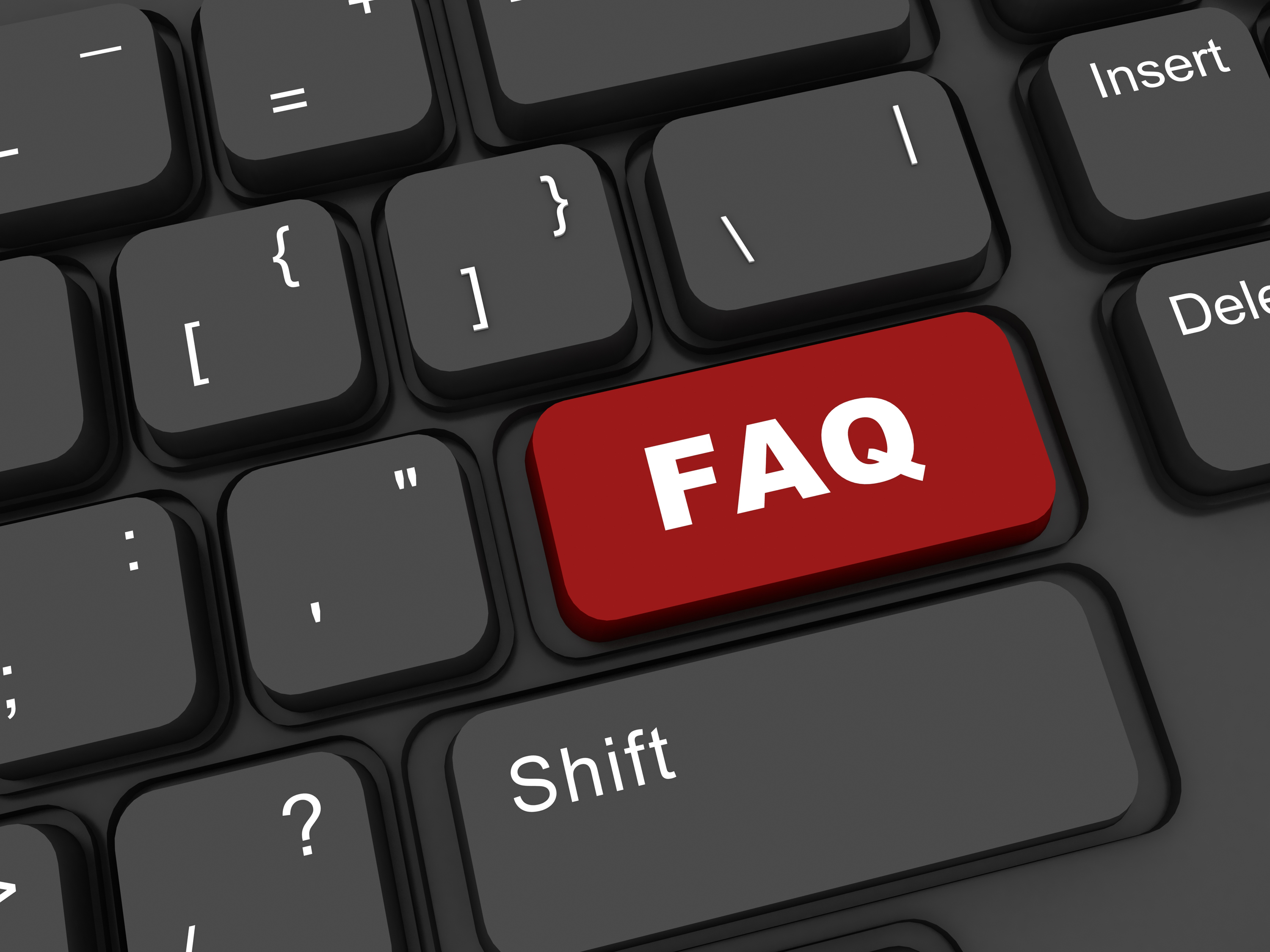 FAQ's for Court Reporters